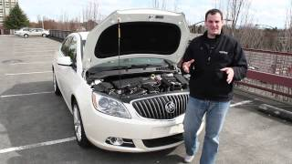 2012 Buick Verano: Two Minutes Review