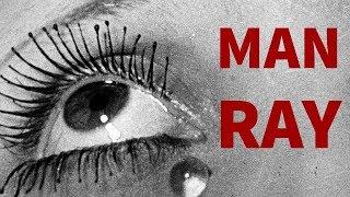 El fotógrafo americano Man Ray