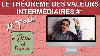 Appliquer le théorème des valeurs intermédiaires (1) - Terminale