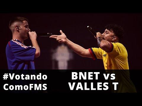#VotandoComoFMS - ¡BNET
