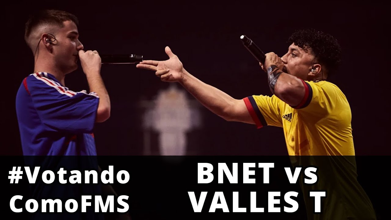 #VotandoComoFMS - ¡BNET vs VALLES T!