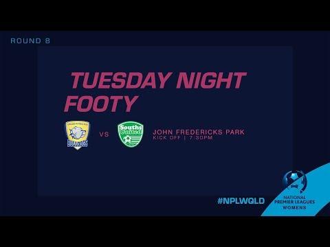 NPLW R8: Capalaba Bulldogs v Souths United