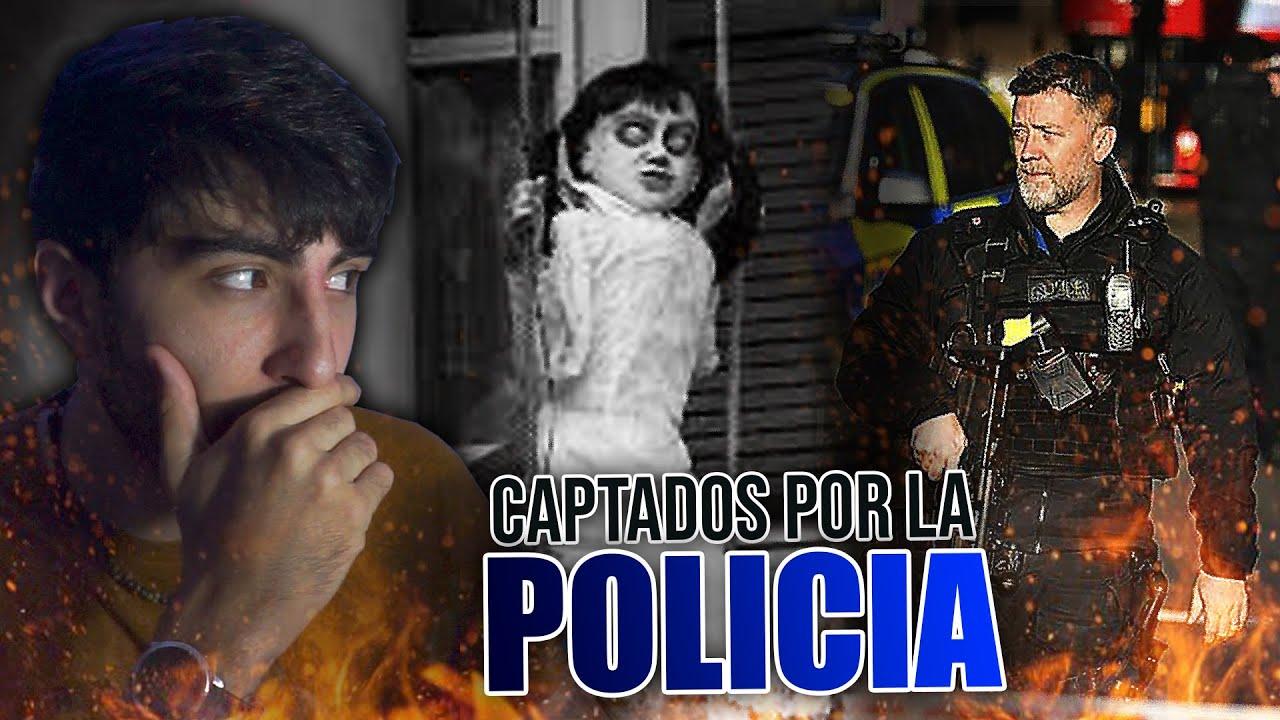 Fenómenos PARANORMALES captados por POLICIAS!!