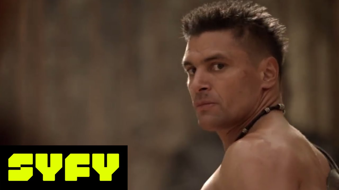 """Download Spartacus: Blood & Sand: """"Party Favors"""" Preview   S1E10   SYFY"""