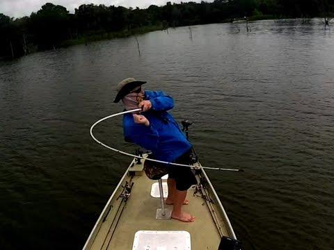 Lake Bastrop Bass Fishing