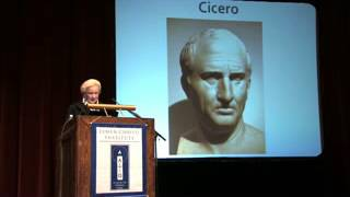 Politics as Vocation in Cicero and Burke, A Lecture by Mary Ann Glendon 11-1-2011