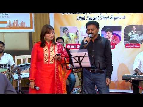 Soch na sake by Sreekumar Nair & Pooja Bose at Jashn 4 (Season 2)