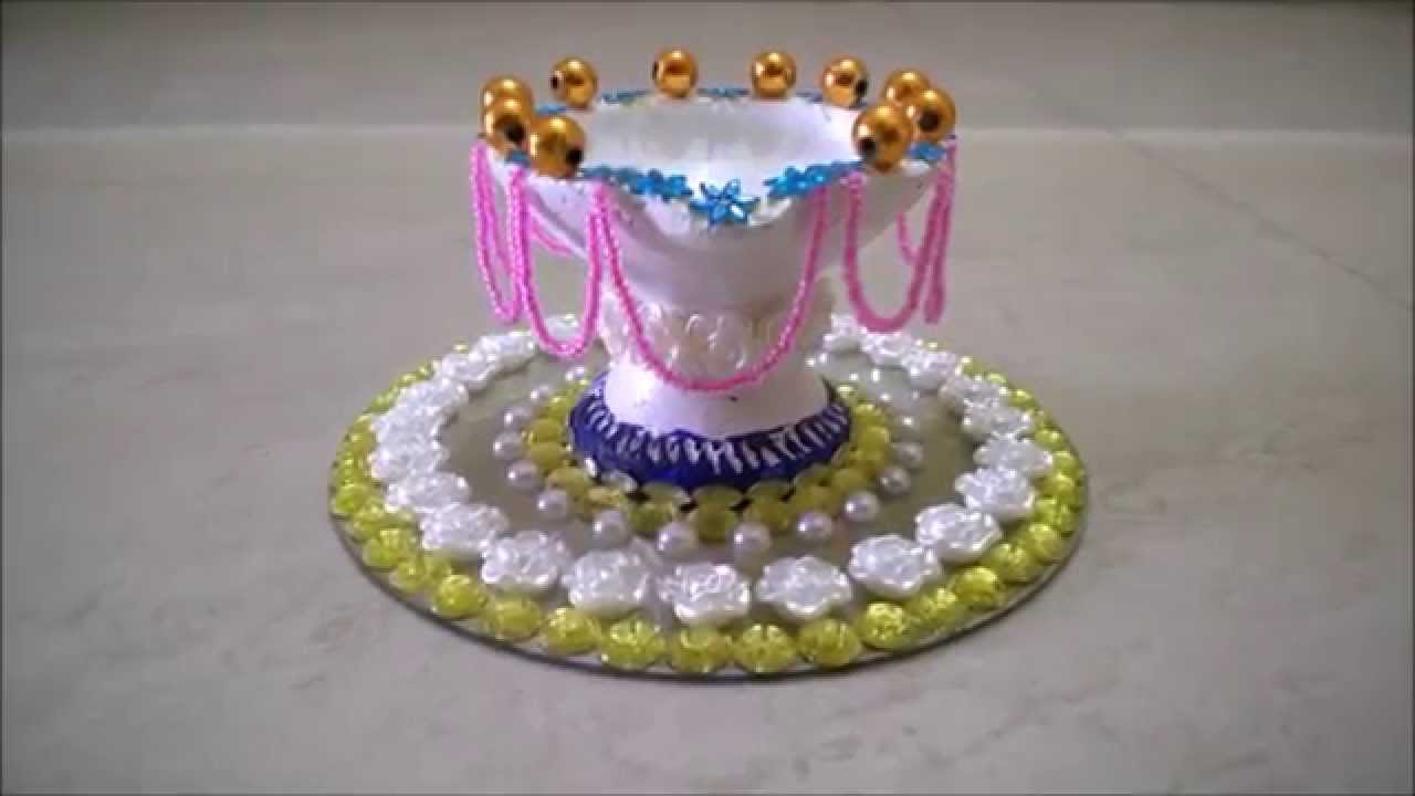 diya decoration youtube