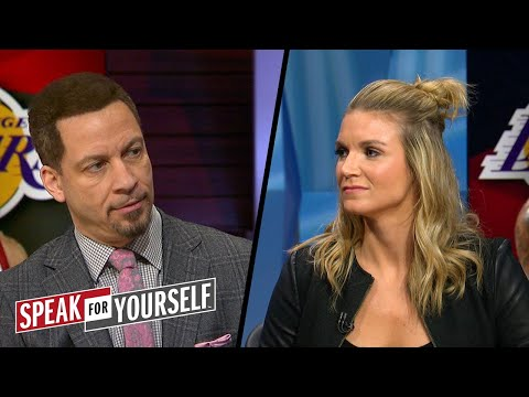 Chris Broussard & Allie Clifton: Is LeBron's pending FA motivating L.A.? | SPEAK FOR YOURSELF