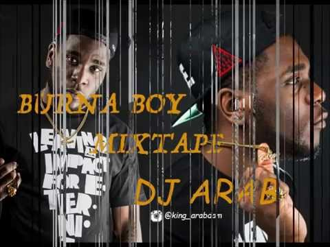 DJ ARAB- 2015 BEST OF BURNABOY MIX(Burna_Ranking)