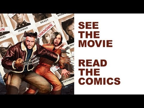 X-Men Days of Future Past 2014 - Comics Review! See Days of Future Past movie, read the comics!