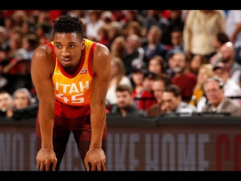 Best of Donovan Mitchell During the Jazz's 10 Game Win Streak