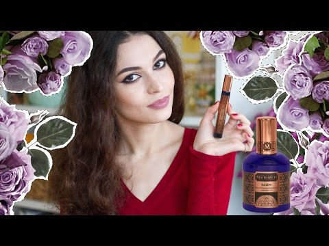 House of Matriarch: обзор нового аромата Kazimi - The Blue Rose!🏵 +ENG SUBS | Anisia Beauty