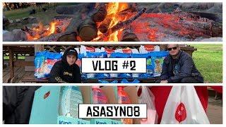 VLOG #2 | AKCJA CHARYTATYWNA! | Asasyn08