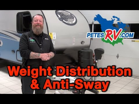 Anti Sway Hitch >> The Importance Of Rv Weight Distribution Anti Sway Pete S Rv