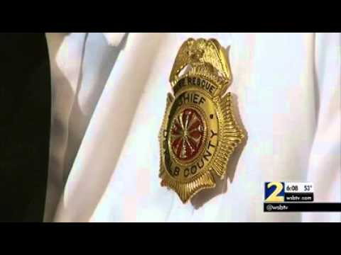 Entire Ga. recruit class accused of cheating on EMS test