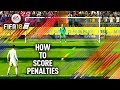 HOW TO SCORE PENALTIES ON FIFA 18! (FIFA 18 PENALTY TUTORIAL)