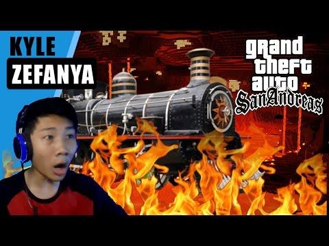 KERETA DARI NERAKA [?] – Grand Theft Auto Extreme Indonesia (DYOM#80)