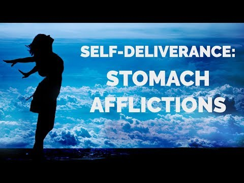 Deliverance from Stomach Issues | Self-Deliverance Prayers