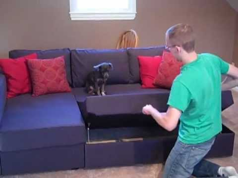 Corner Sofa Bed With Storage Friheten Manual Florence Knoll Uk Manstad (friheten/moheda)   How To Save Money And Do ...