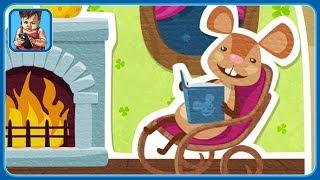 Вечерние истории Мышонка и его друзей в мультике игре для детей МЫШКИН ДОМ от Kidappers