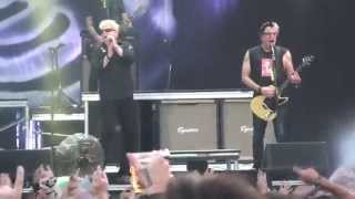 The Offspring : Something To Believe In Live @Heavy MTL 2014 - Parc Jean Drapeau