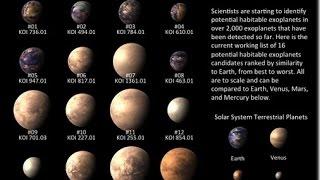 Возможна ли жизнь на других планетах? Документальный фильм.