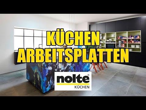 Nolte Küchen - Arbeitsplatten [Montagevideo]