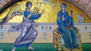 Εορτή του Ευαγγελισμού 25-03-2020