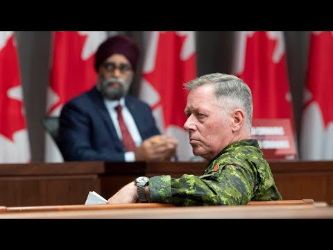 """Trudeau, Sajjan have a """"major problem"""" to solved with Canadian military says analyst"""