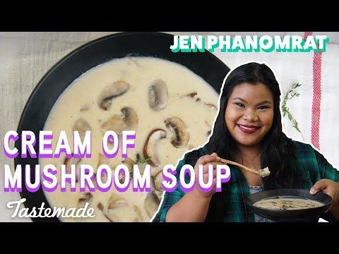 Cream of Mushroom Soup I Good Times With Jen