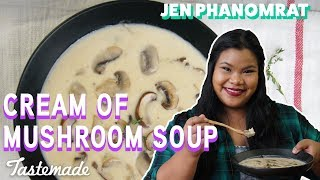 Cream of Mushroom Soup I Good Times With Jen
