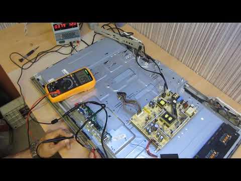 Ремонт переделка телевизора Medion MD30297 DE-S.Ставим универсальный скалер