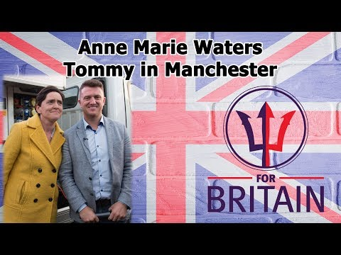 Anne Marie Waters - Tommy Robinson