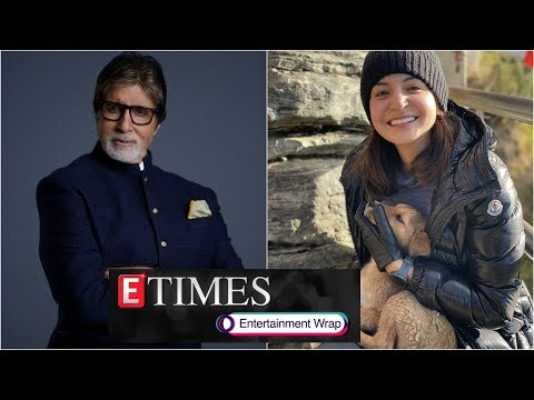 Big B posts health update, fans send out good wishes; Anushka-Virat meet a furry friend in Bhutan Mp3