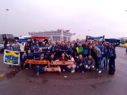 ITALIA, Milan, Lago di Garda Inter vs Roma