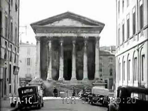 Ancient Cities Of Southern France 1937