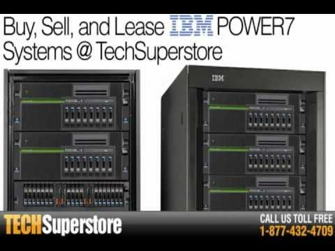 Buy, Sell, and Lease IBM POWER7 Systems @ TechSuperstore