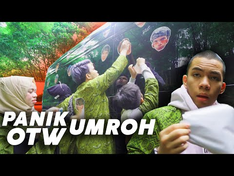 PANIK Sebelum Umroh, Bersihin Dulu Mobil Yg Diprank Atta Halilintar, RUSUH!