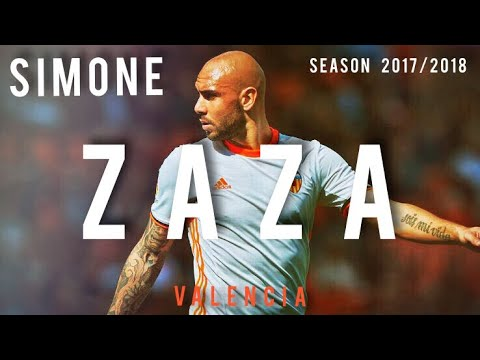 Simone Zaza - Valencia striker All La Liga Goals Show • Season2017/2018