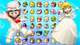 Mario Kart Tour - Wedding Tour - All Cups (200cc)