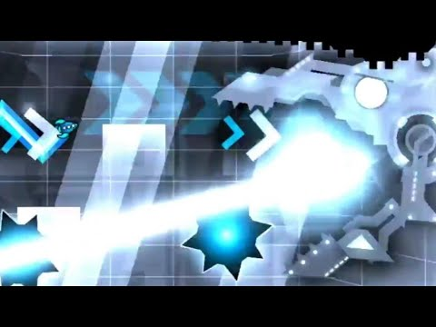 DEMON BOSSFIGHT | Geometry Dash 2.11 : Earthquake - Sharks (Bossfight)