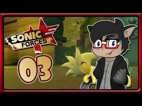 Sonic Forces [#3] - SILVER BATTU PAR EGGMAN ?