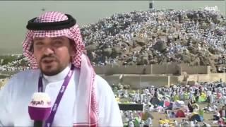 تفاصيل الساعات الأولى على صعيد عرفات