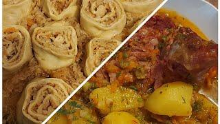 Супер блюдо Штрудель с капустой Ленивые вареники Тушёная картошка в мультиварке