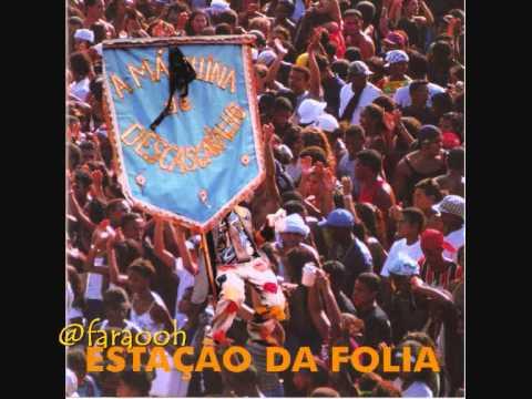 Máquina de Descascar'alho (Carnaval de São Luís) - Desejo / Ultra-leve / O meu cavalo não marcha