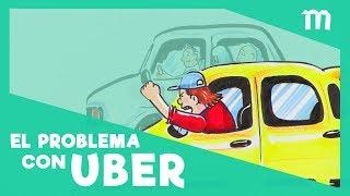 ¿Cuál es el problema con Uber?