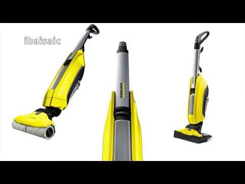 Karcher FC5 Hard Floor Cleaner Review & Demonstration