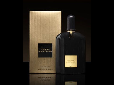 fragrance review - tom ford black orchid - youtube