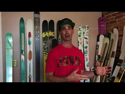 Story behind the NEW J Vacation ski